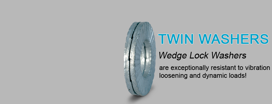 Twin Washers